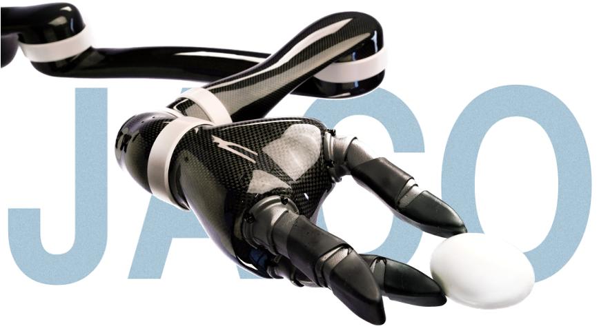 bras robotisé jaco